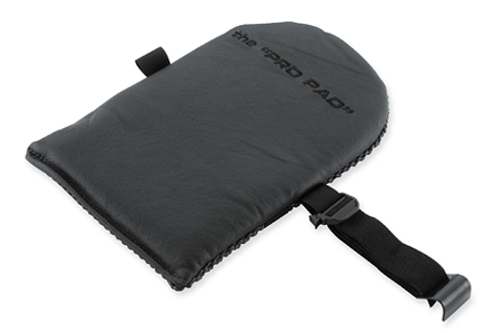 Pro Pad Top Pad Leather Seat Cushion Size Small 7 X 10