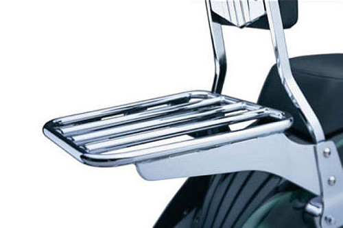 Cobra Luggage Rack for Vulcan 1700/CL '09-up  Fits OEM Sissy Bar Only