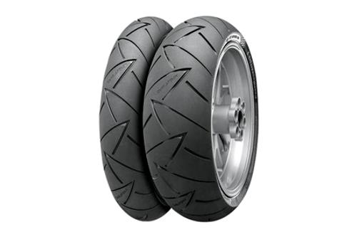 Continental Tires Conti Road Attack 2 REAR 150/70ZR-17 69W -Each