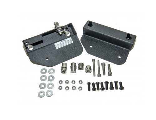 Easy Brackets Saddlebag Supports  for '15 Street 500 & 750