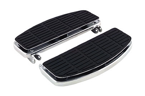 Bikers Choice Replacement Floorboards for '66-84 FL Models with Number 50603-74TA OEM Floorboards