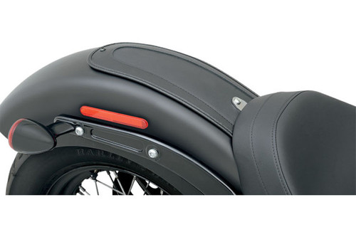 Drag Specialties Fender Skin for '12-13 FLS & '11-13 FXS -Smooth Automotive-grade Vinyl Center