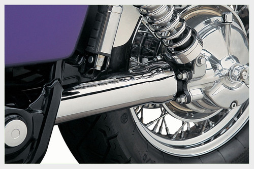 Cobra Driveshaft Cover for '98-07 VN1500D/E/G/N  Chrome