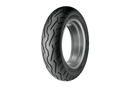 Dunlop Original Equipment Replacement Tires for NRX1800 Valkyrie Rune '04  REAR 180/55R17  73V   BLK  D251 Model -Each