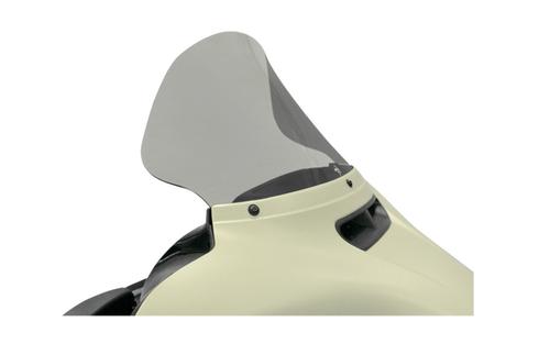 """Klock Werks 11.5"""" Flare Windshield  for '14-Up FLHT/FLHX Models -Tinted"""