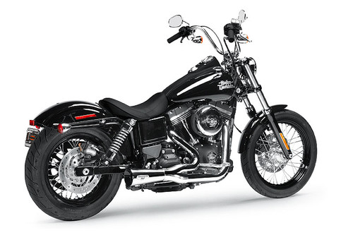 Arlen Ness by Magnaflow  F-BOMB® 2-INTO-1 SYSTEMS Exhaust  for '06-15 Dyna Models  - Chrome