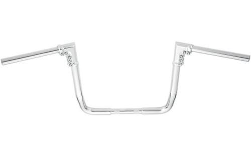 Arlen Ness 1¼ inch Modular Handlebars -13 inch Bagger Apes for '96-14 FL Models -Chrome
