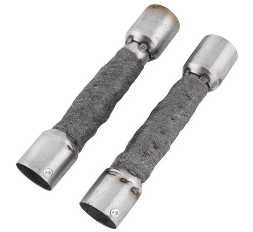 Freedom Performance Optional Quiet Baffle for 2-Into-2 Freedom Performance Exhaust Systems -Pair