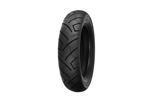 Shinko Motorcycle Tires 777 FRONT 140/80-17 4 Ply  69 -Black, Each