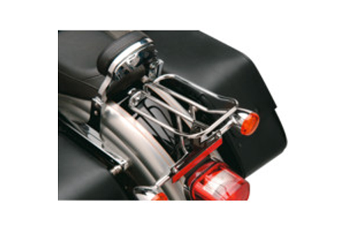 Drag Specialties Fender Luggage Racks for '91-05 FXD (Except FXDWG)