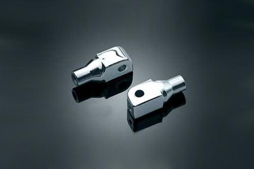 Kuryakyn   Rear Footpeg Adaptersfor Sabre 1100 '00-up