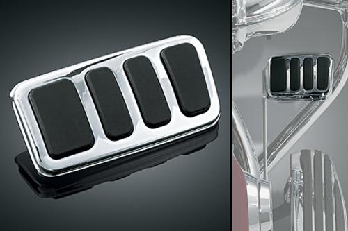 Kuryakyn Extended Brake Pedal Pad for All '86-up FLST Softail Models