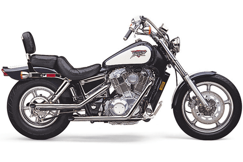 Cobra 2 inch Drag Pipes  for Shadow 1100 '87-96