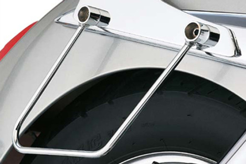 Cobra Saddlebag Protectors/Supports for VN1500N Classic '07-08