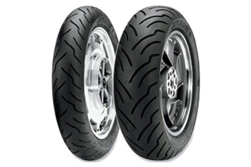 Dunlop American Elite Premium Replacement Tires FRONT-140/75R17  67V  -Each