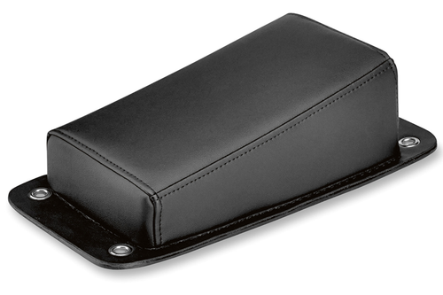 Biltwell Inc. Harlot Pillion Pad for Custom/Rigid Applications -Smooth