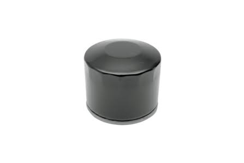 Drag Specialties Spin On Oil Filter for '85-86 FX/FXWG Repl. OEM #63782-08AK & 63810-80 -Black