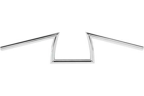 "Biltwell Inc. 1"" Handlebars -Keystones, Chrome"