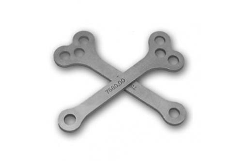 Barons Custom  Rear Lowering Kit for Intruder 1500/C90
