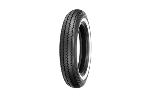 Shinko Motorcycle Tires 240 Classic FRONT MT90-16   74 -Whitewall, Each