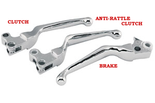 Biker's Choice Replacement Hand Lever Anti-Rattle Clutch for '96-03  Sportster; Big Twin Models -Sold Each