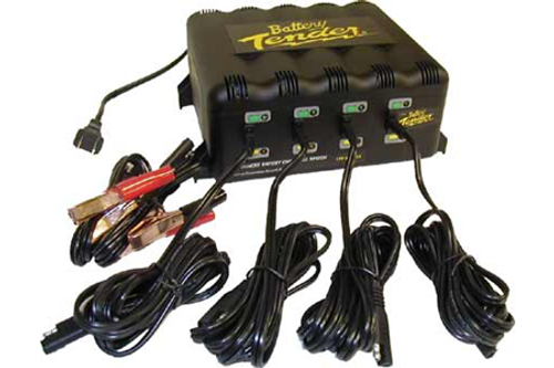Battery Tender 4 Bank 12V