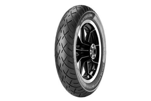Metzeler Tires ME888 Marathon Ultra Tires Blackwall Front -130/80B-17 TL  65H -Each
