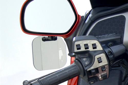 Mirror Mount 2-Piece Set National Cycle Wing Deflector Dark Tint N5108