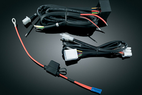 Kuryakyn Plug & Play Trailer Wiring & Relay Harness for FL Models (Click on stihl universal harness, universal fuel rail, universal ignition module, universal steering column, universal fuse box, universal air filter, universal miller by sperian harness, universal equipment harness, universal battery, universal radio harness, universal heater core, construction harness, lightweight safety harness,