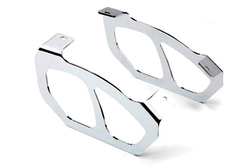 Cobra  Saddlebag Protectors/Supports for Stateline 1300 '10 Only