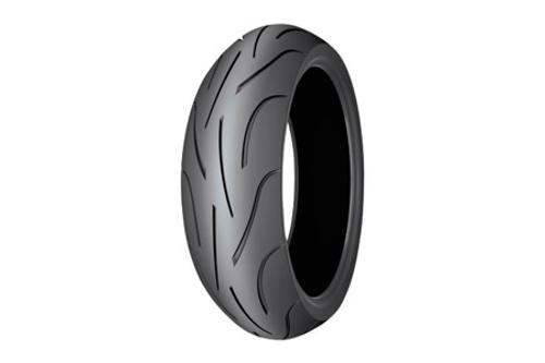 Michelin Tires Pilot Power Tires REAR 180/55ZR17   (73W) -Each
