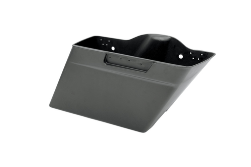 Drag Specialties Extended OEM-Style Saddlebags for '93-13 FL Models -Right Side (each)