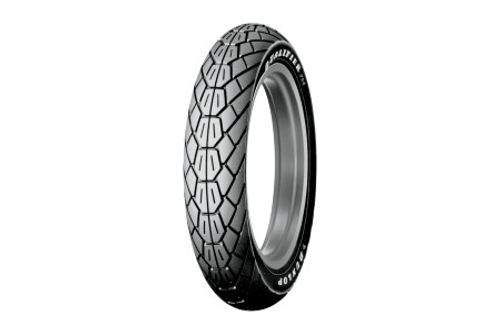 Dunlop Original Equipment Replacement Tire for VMX12 Vmax '85-86, '88-07  FRONT 110/90-18  61V   RWL  F20 Model -Each