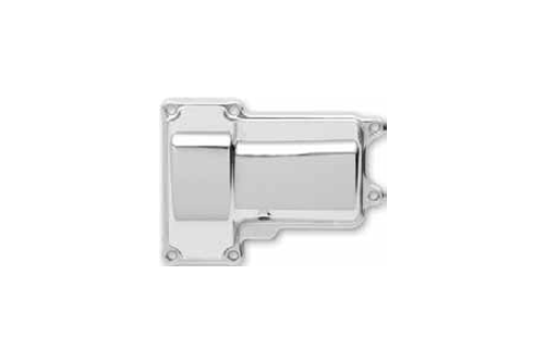 Drag Specialties Chrome Transmission Top Cover for '07-08 FL; '06-08 FXD/FXDWG & '07-08 FXST/FLST Replaces OEM #34469-06A