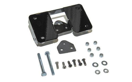 Easy Brackets Turn Signal Relocation Kit & Lay Down License Plate Mount