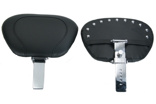 Mustang  Studded Passenger Backrest and Post  for Vaquero 1700  '11-up with Seat# 79687