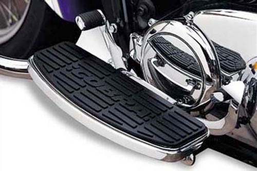 Cobra Classic Front Floorboard Kit for VT750 Aero '04-up