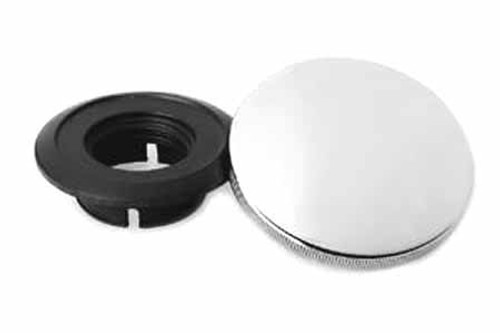 Barons Custom Profiler Gas Cap Kit for Vulcan 900 Classic/LT '06-Up Vulcan 900 Custom '07-Up