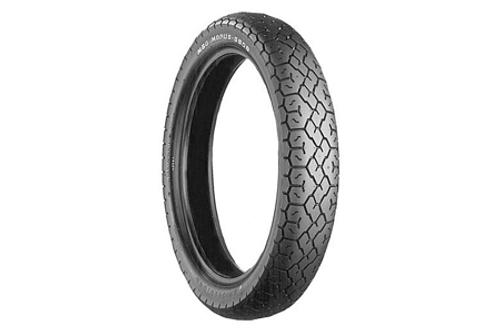 Bridgestone OEM Tires for Rebel 250 '09-10 REAR 130/90-15 Tube Type G508   66P -Each
