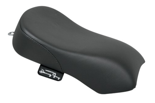 Danny Gray Buttcrack Optional Pillion Pad for '06-17 Harley Davidson Dyna Glide - Plain Smooth