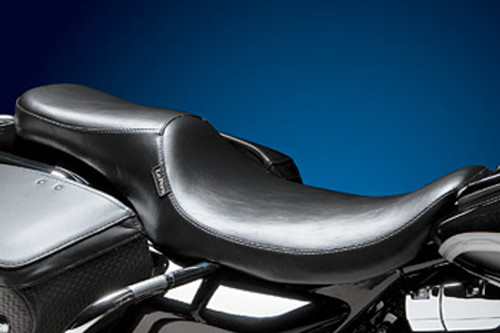 LePera Seats 2-Up Silhouette Seat for Harley Davidson Touring Models 2008-Up