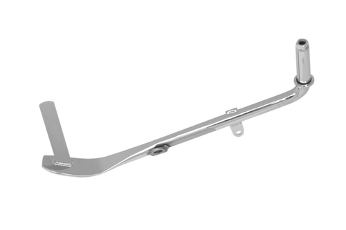 "Drag Specialties Kickstand for '07-Up FL Models -1"" Over stock length (10-1/2"" L) -Each"