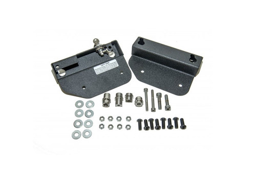 Easy Brackets Detachable Saddlebag Supports for '15-Up Can-Am Spyder F3 and F3S