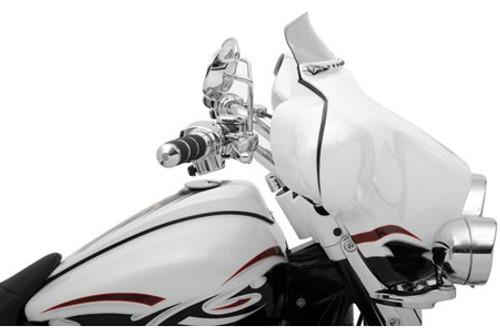"""Klock Werks 3.5"""" Flare Windshield  for '96-13 FLHT, FLHTC & FLHX Models -Tint"""
