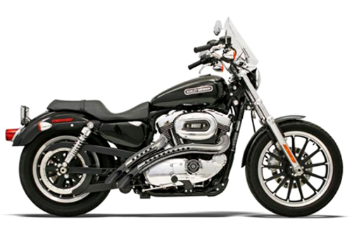 Bassani Radial Sweepers for '04-13 XL