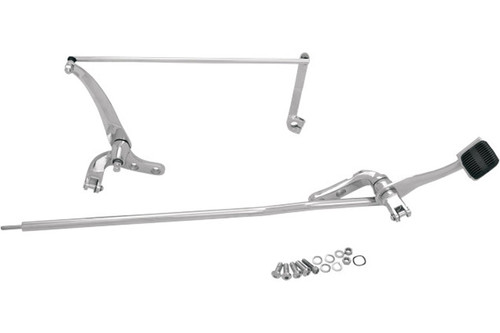 Drag Specialties Forward Control Kit for '91-13 FXD (Except '10-13 FXDWG, FXDF w/ Stock Exhaust)