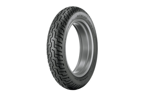 Dunlop Original Equipment Replacement Tires for VTX1800S   '03-06  FRONT 150/80-17  72H   BLK  D404F  Model -Each