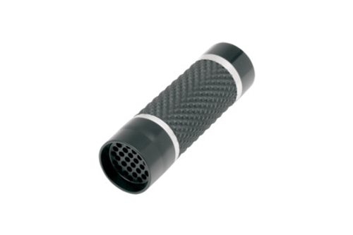 Drag Specialties Venturi Shift Peg -Black