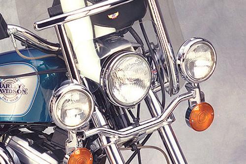 National Cycle Chrome Light Bar for Intruder 1400/S83 '87-08