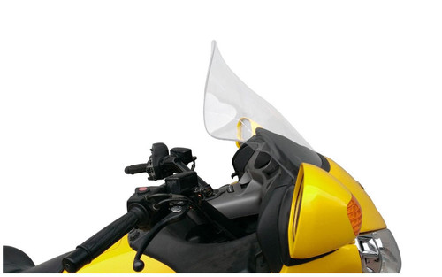 Klock Werks Flare Windshield for  '01-Up GL1800 -Clear